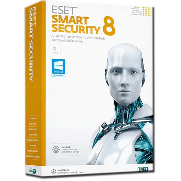 Eset Smart Security 8 Activation Key Free Download