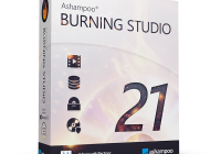 Ashampoo Burning Studio 23.0.5 Crack + License Key [2021]