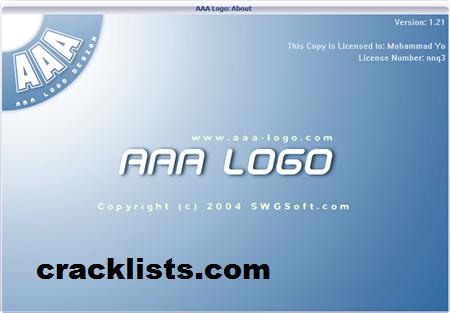 AAA Logo Maker 2014 Serial Key