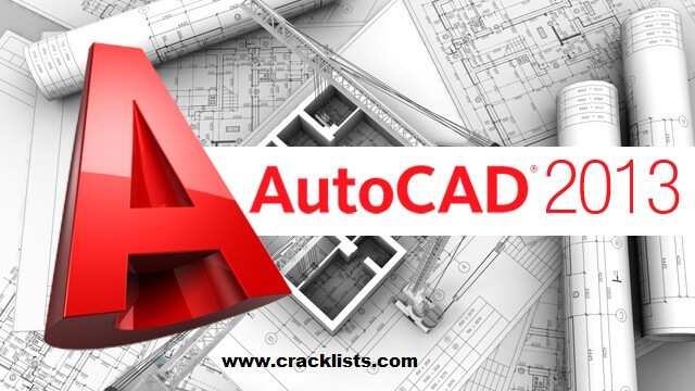 AutoCAD 2013 serial key