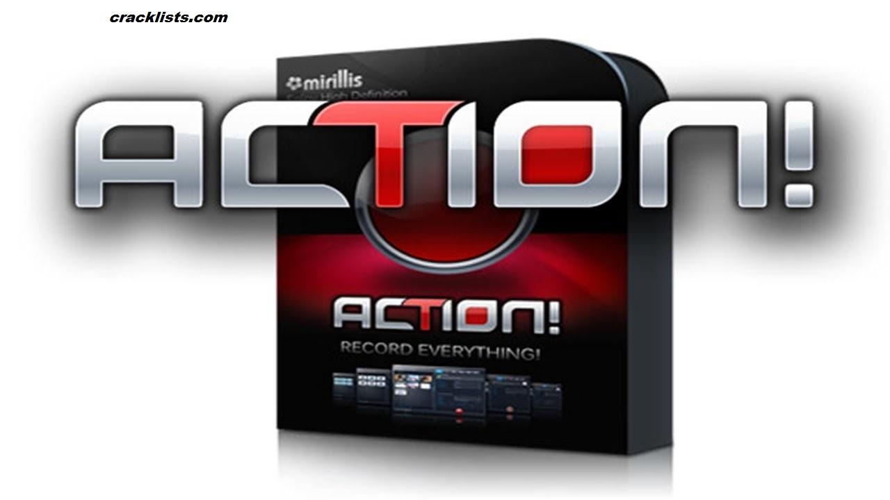 Mirillis Action 1.31.4 key