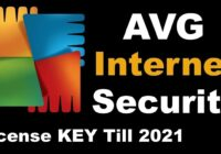 AVG Internet Security 2021 Crack With License Key [Lifetime] Free Latest