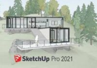 Google SketchUp Pro 2021 plus License Key Free Download