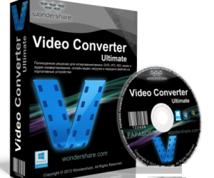 Wondershare Video Converter Ultimate 10.3.1