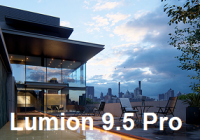 Lumion 9.5 Pro Crack With Torrent Full Working
