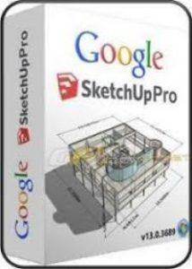 SketchUp Pro 2021 Crack + License Key Full Version Free Download